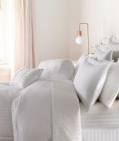 80% Cotton-20% Pol. Σατέν 1cm 240tc